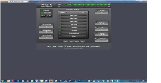 IPX-800 V3 Ipx11