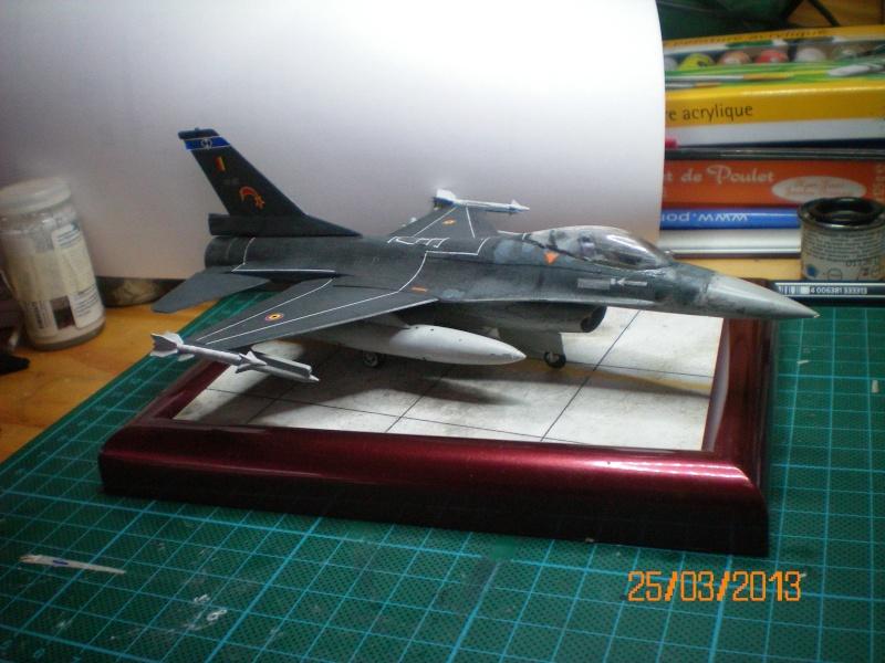[ITALERI] F-16A  2ème escadrille 2ème wing FAé belge 100_0039