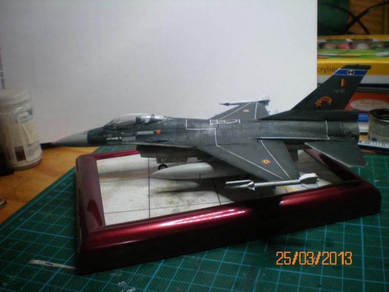 [ITALERI] F-16A  2ème escadrille 2ème wing FAé belge 100_0041