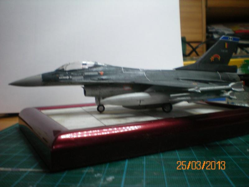 [ITALERI] F-16A  2ème escadrille 2ème wing FAé belge 100_0042