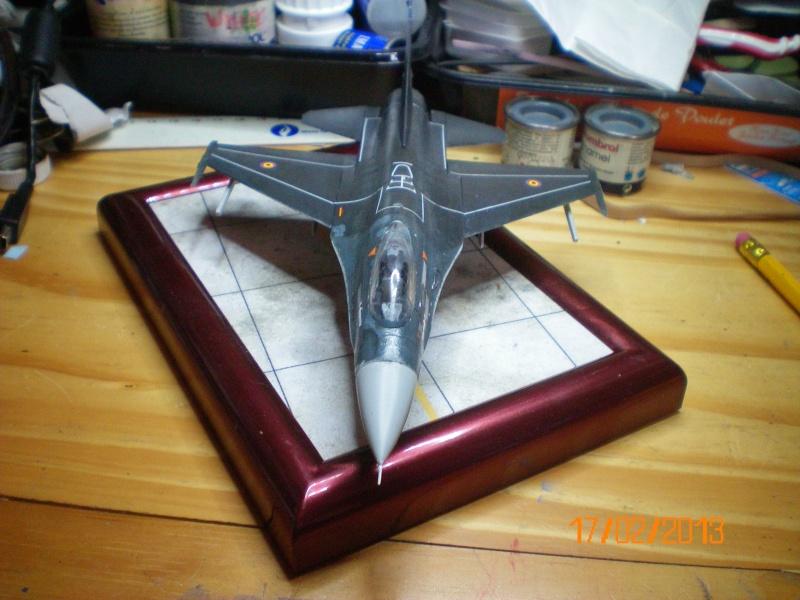 [ITALERI] F-16A  2ème escadrille 2ème wing FAé belge 100_0111