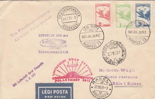 50 Jahre Polarfahrt Luftschiff Graf Zeppelin - Seite 2 119610