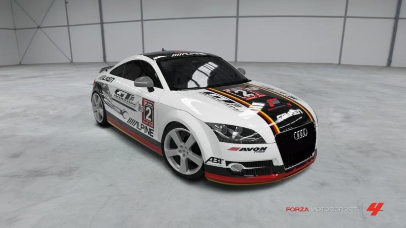 Audi - TT RS Coupè '10 - GT Academy Audi_t13