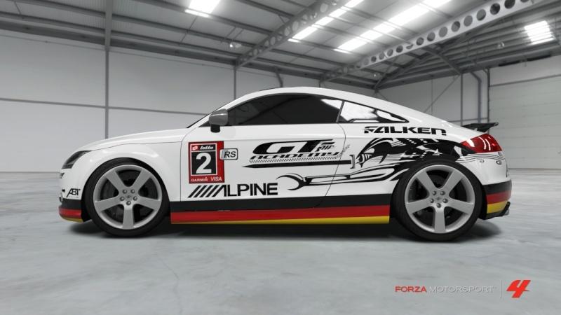 Audi - TT RS Coupè '10 - GT Academy Audi_t14