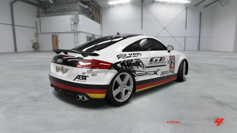 Audi - TT RS Coupè '10 - GT Academy Audi_t15