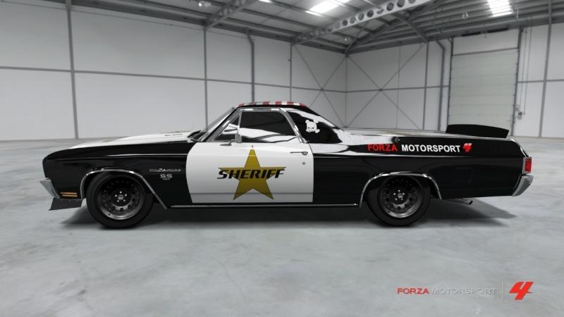 Chevrolet - El Camino '70 SS 454 Chevro11