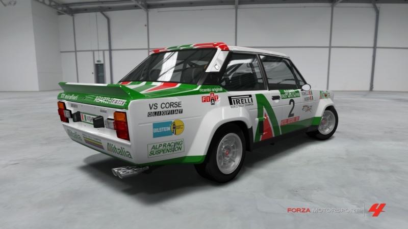 Fiat 131 Abarth Alitalia - Team Vighello Isobdr Fiat_113