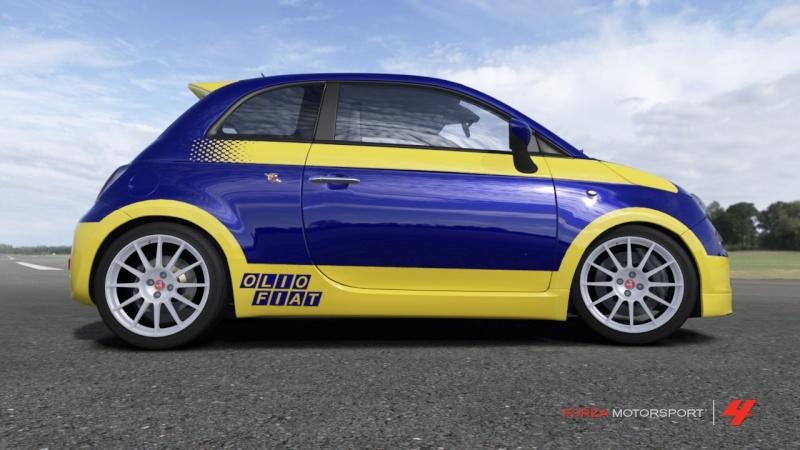 Fiat 500 Abarth - Tributo Olio Fiat Fiat_516