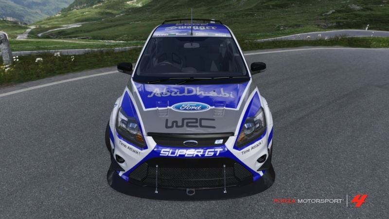 Ford - Focus RS - WRC Ford_f12