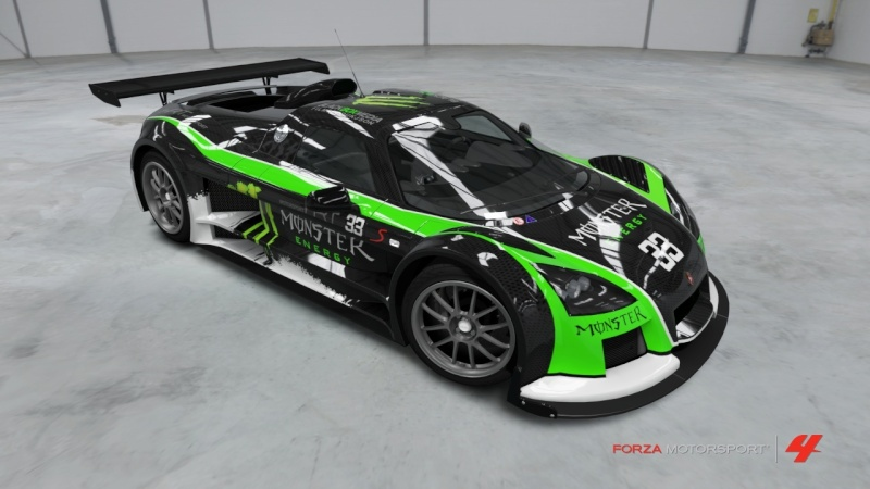Gumpert Apollo S Carbon - Team Monster Gumper14