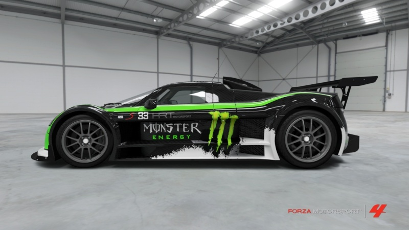 Gumpert Apollo S Carbon - Team Monster Gumper15