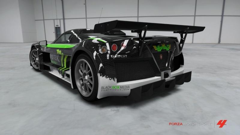 Gumpert Apollo S Carbon - Team Monster Gumper16