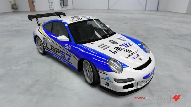 Porsche - 911 GT3 '07 - Team LAP57 Porsch19