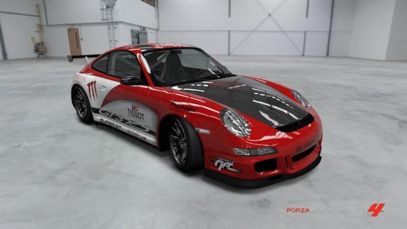 Porsche - 911 GT3 RS '07 - Formula Drift Porsch21
