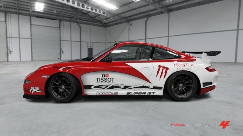 Porsche - 911 GT3 RS '07 - Formula Drift Porsch22