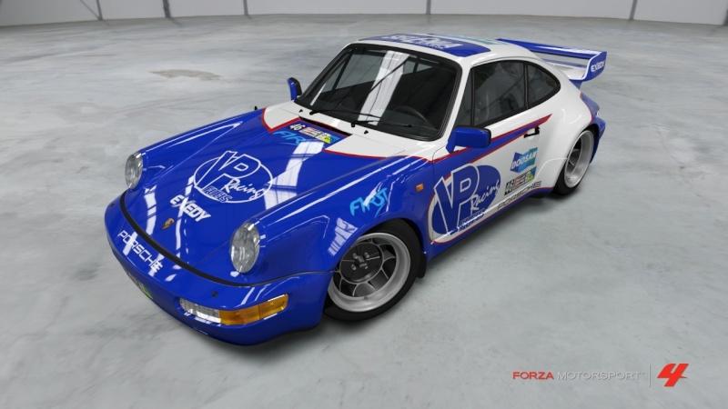 Porsche - 911 Turbo '82 - VP Racing Porsch24