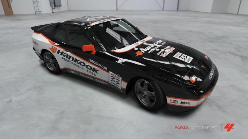 Porsche - 944 Turbo '89 - Team Hankook Porsch26
