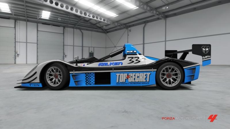 Radical - SR8 RX '11 - Team Top Secret Radica12