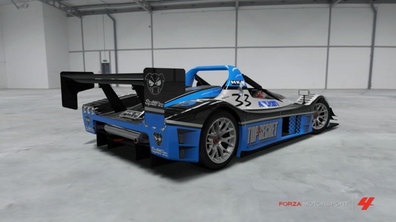 Radical - SR8 RX '11 - Team Top Secret Radica13
