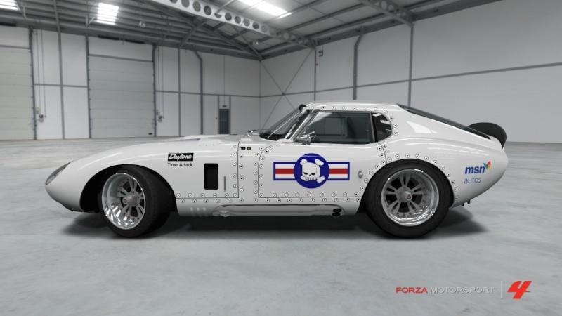 Shelby - Cobra Daytona Coupe '65 Shelby12