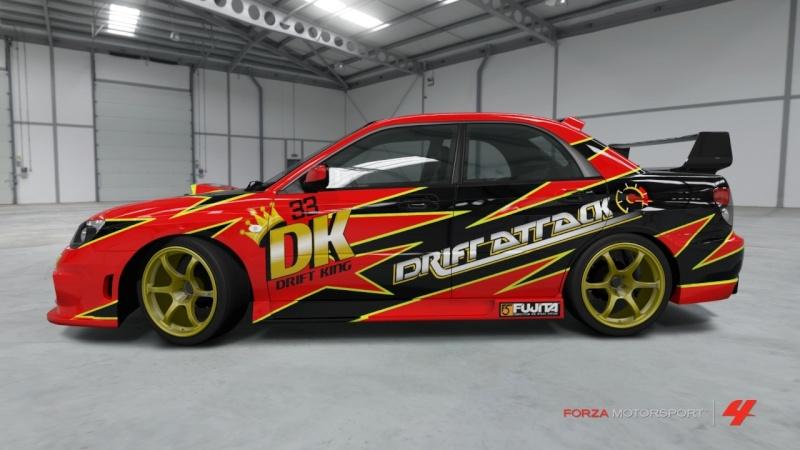 Subaru - Impreza WRX STi '05 - Drift Attack Subaru32