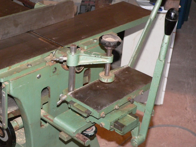 réorganistion atelier : recyclage combinée 06-mor10