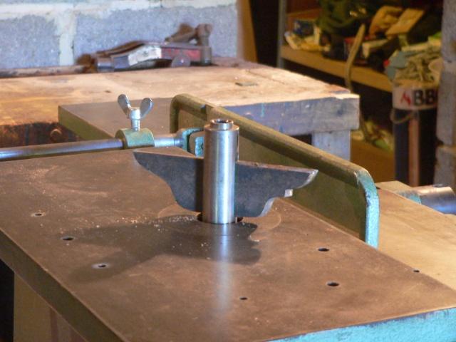 réorganistion atelier : recyclage combinée 10bis-10