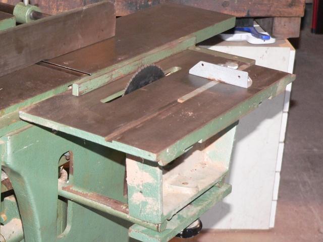 réorganistion atelier : recyclage combinée 14-sci10