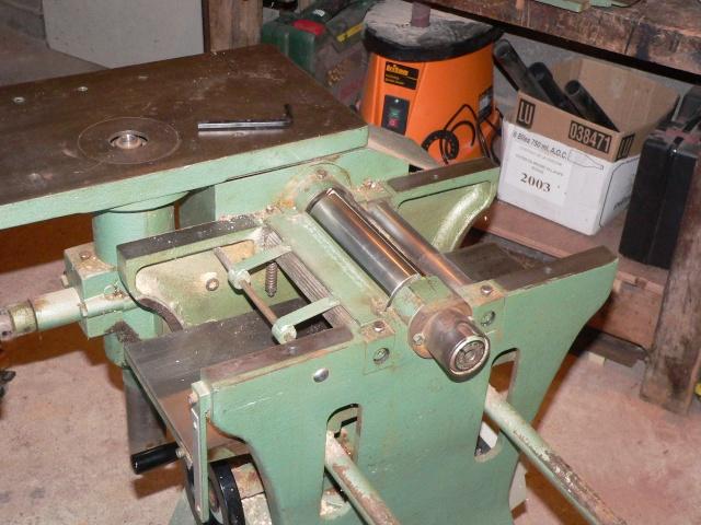 réorganistion atelier : recyclage combinée 20-rab10