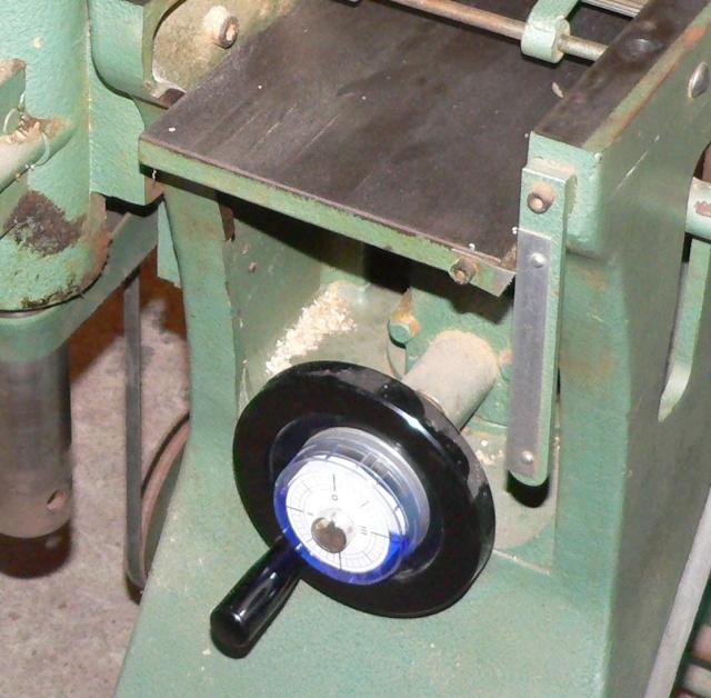 réorganistion atelier : recyclage combinée 22-rab11