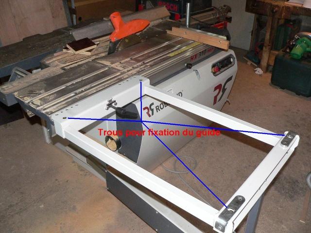 [Réglage Machine] Une méthode pour régler son chariot de scie ciculaire - Page 3 Chario12