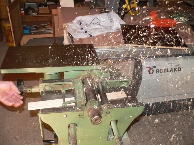 réorganistion atelier : recyclage combinée P1020412