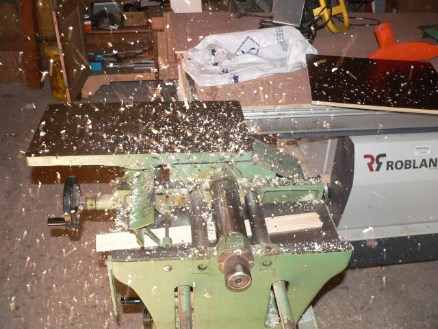 réorganistion atelier : recyclage combinée P1020413
