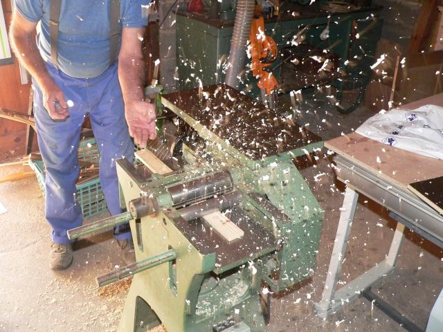 réorganistion atelier : recyclage combinée P1020414