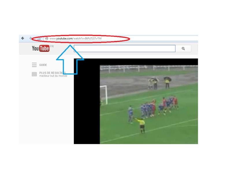 Mettre une vidéo sur le forum Etaoe110
