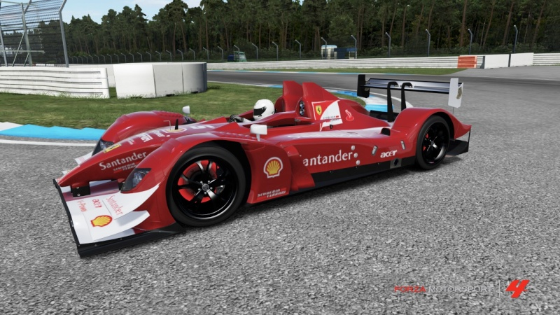 Acura ARX-02a - Scuderia Ferrari F1 2012 Team Replica - Fernando Alonso 5 Getph117