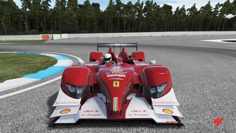 Acura ARX-02a - Scuderia Ferrari F1 2012 Team Replica - Fernando Alonso 5 Getph118