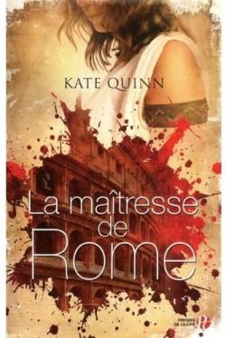 QUINN kate - La maitresse de Rome La-mai10