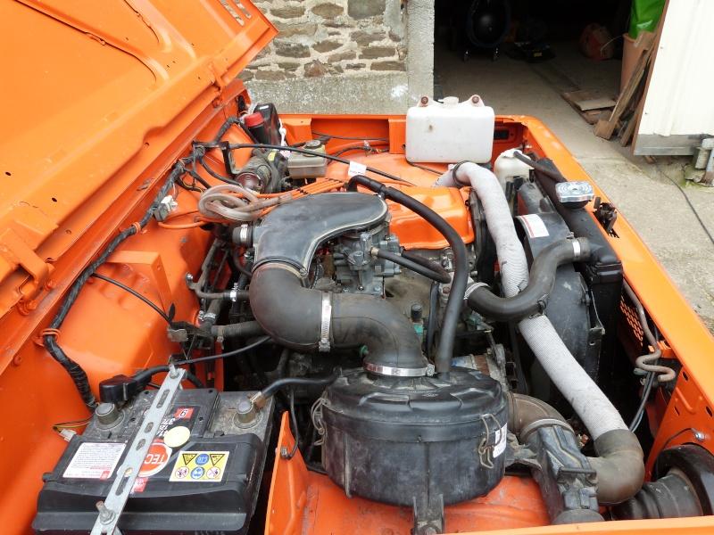 Préparation de mon sam orange pour le TT - Page 5 P1020512