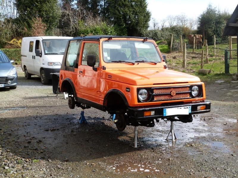 Préparation de mon sam orange pour le TT - Page 5 P1020515