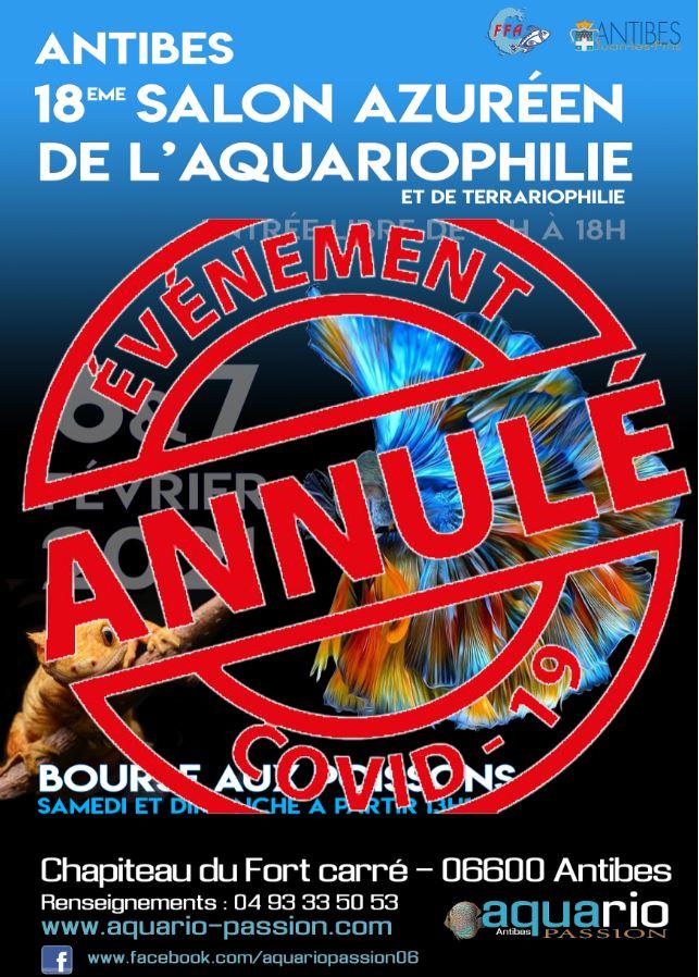 Bourse aquariophilie à Antibes  les 1 & 2 février 2020 Captur34