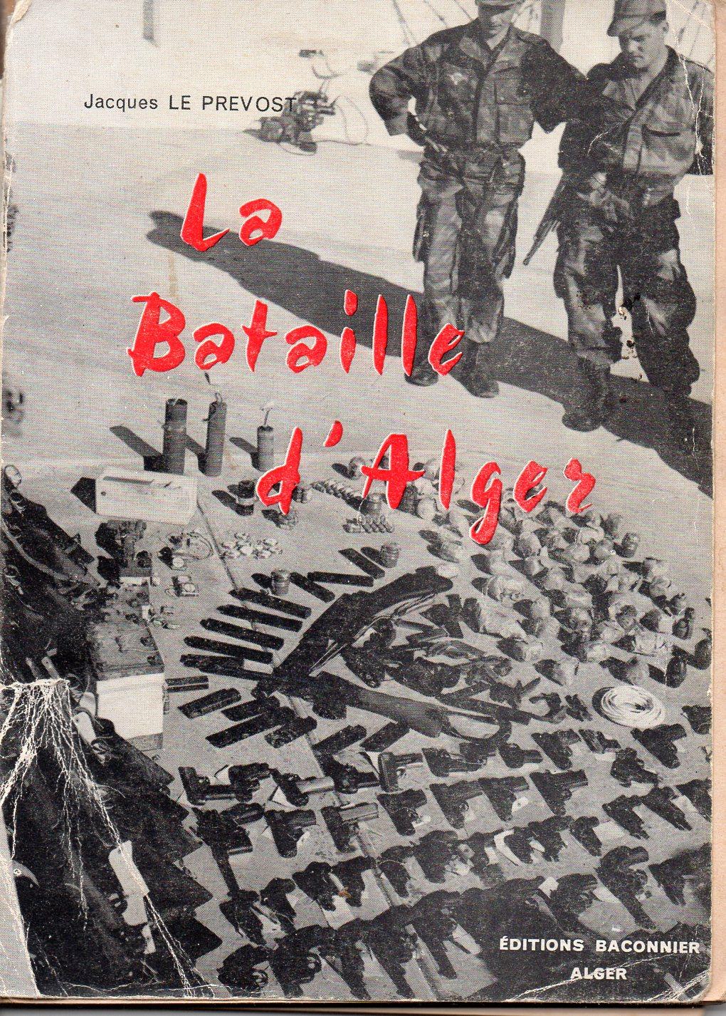 26 mai 1956, opération Casbah à Alger. Img23110