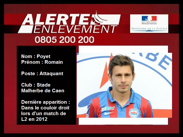 [24e journée de L2] SM Caen 2-0 CS Sedan - Page 5 Poyet10