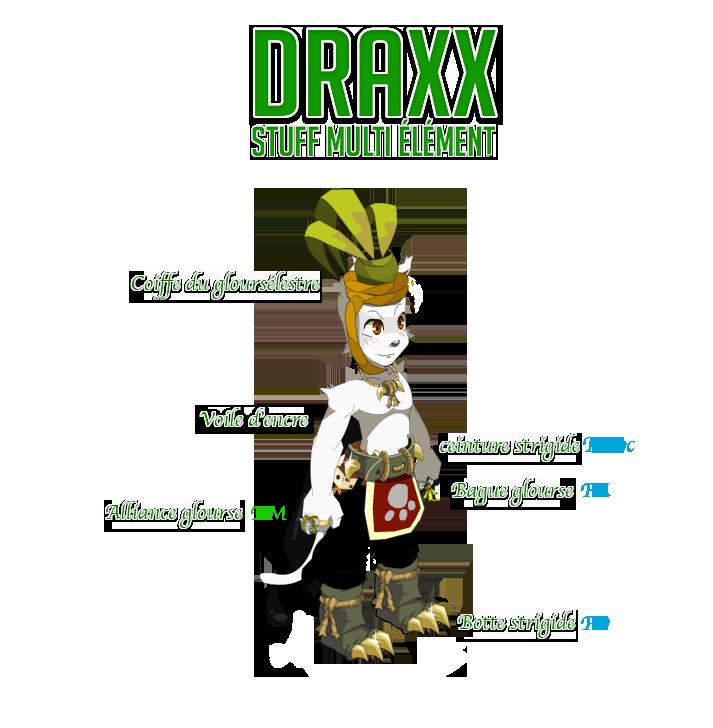 L'incroyable Draxx Eca-pv11