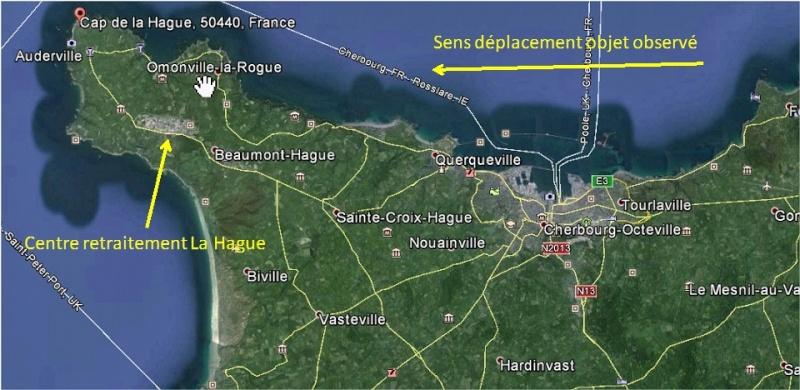 2014: le 01/11 à 17h00 - Un phénomène ovni troublant -  Ovnis à Cherbourg-octeville - Manche (dép.50) Hague10