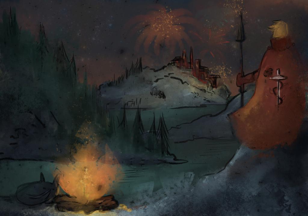   Concours de dessin - Flocon de neige   Itak12