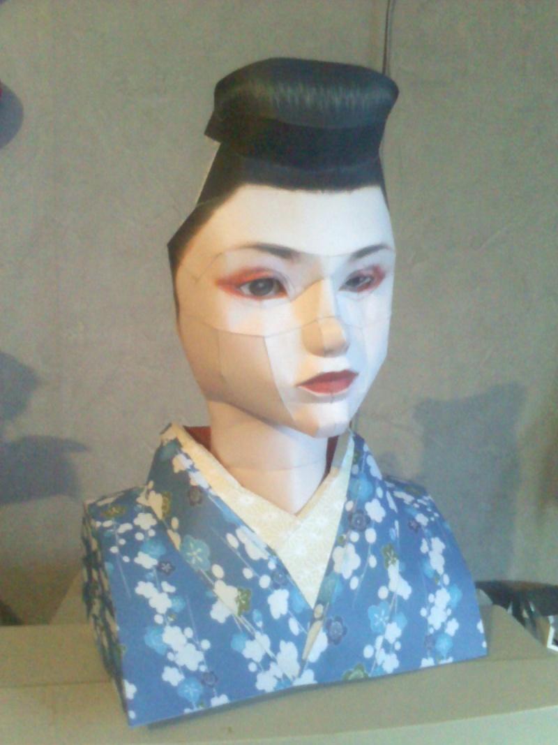 Buste de Geisha - Maiko San 19011310