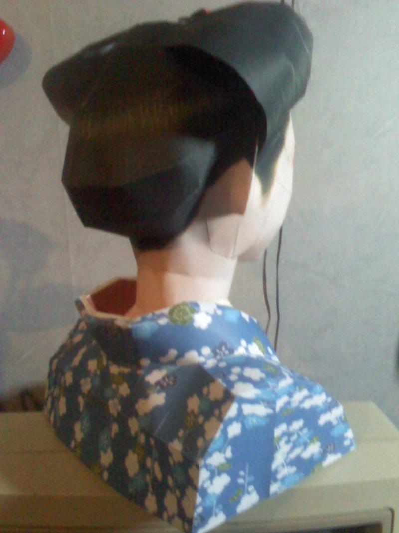 Buste de Geisha - Maiko San 20011311