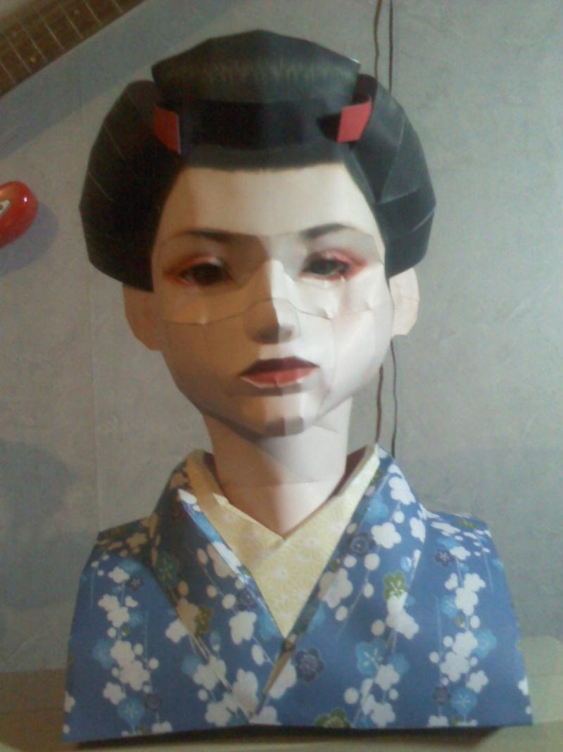 Buste de Geisha - Maiko San 20011312