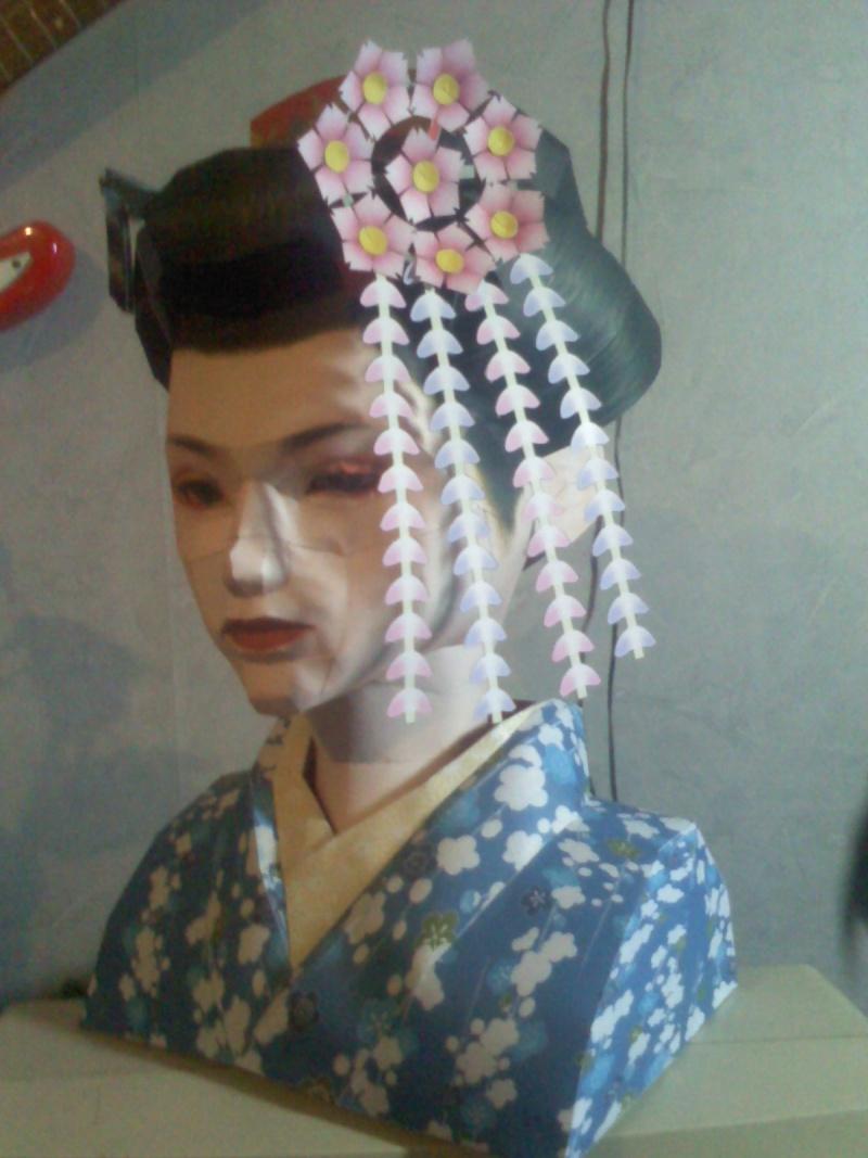 Buste de Geisha - Maiko San 23011311